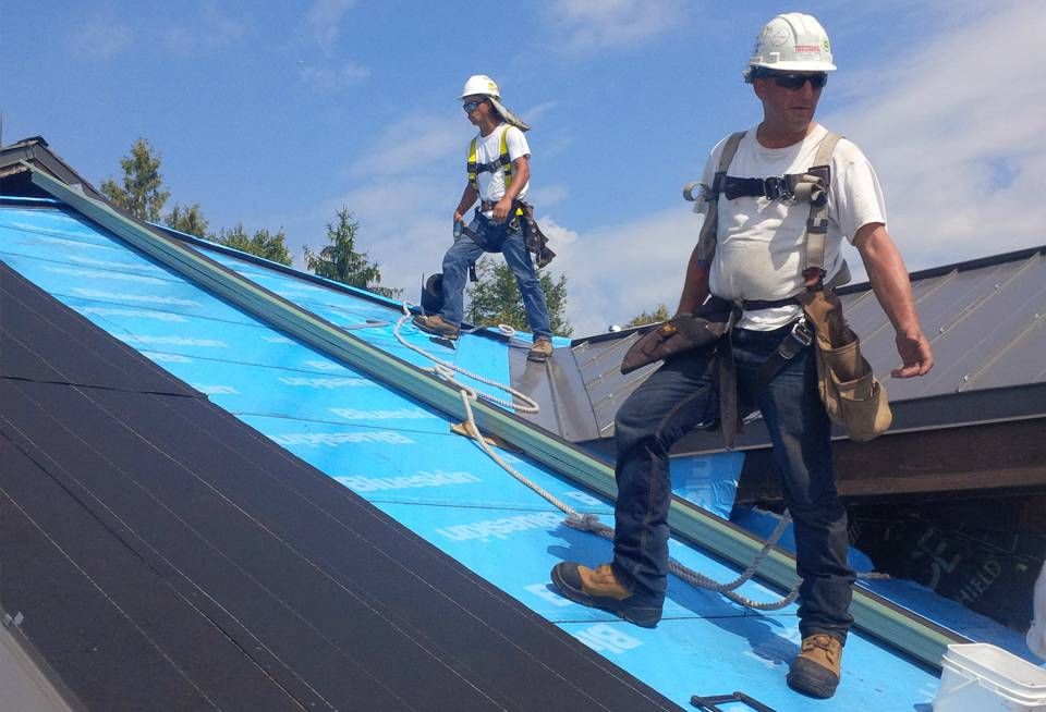 High Quality Roofing Contractor